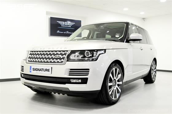 All New Range Rover Vogue Autobiography 5.0LV8 S/C