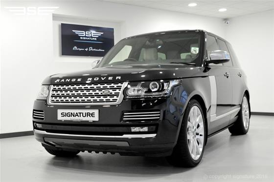 New Range Rover Vogue SE 3.0L TDV6