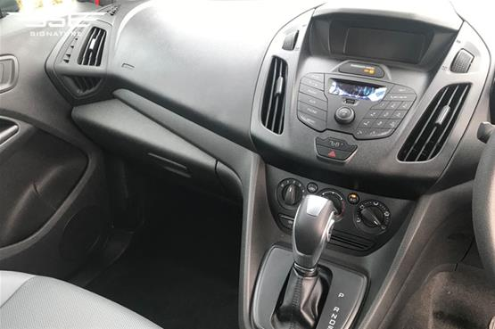 Ford Transit Connect Kombi Front Interior Features