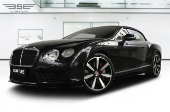 Hire Bentley GTC