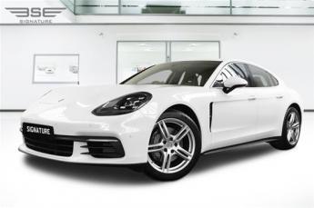 Hire Porsche Panamera 4S