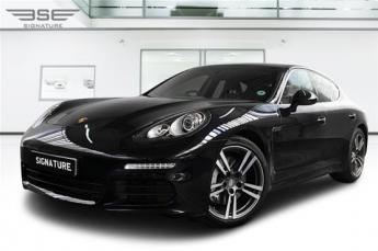 Porsche Panamera S Hire