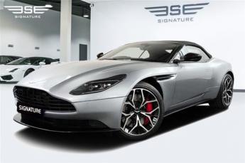 Aston Martin DB11 Volante Hire