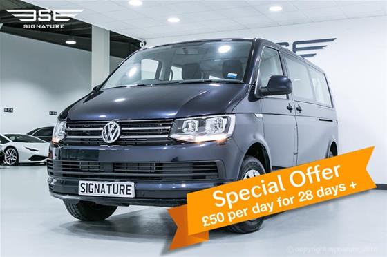 VW Transporter T6 Shuttle