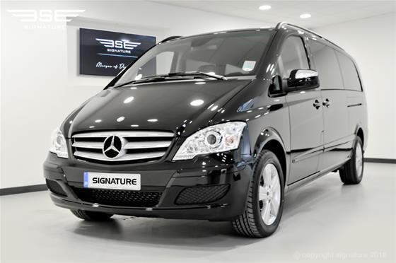 Mercedes Viano 8 Seater Extra LWB